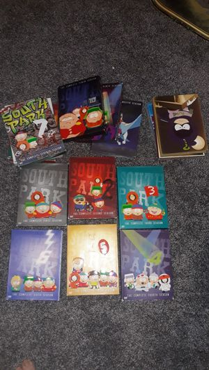 South Park 15 COMPLETE Seasons for Sale in Wichita, KS