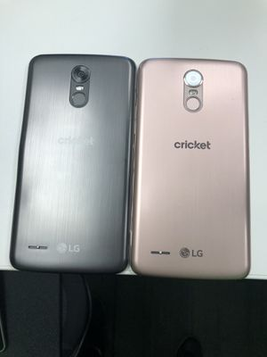 Free Stylo 3 Phones 2Colors for Sale in Denver, CO