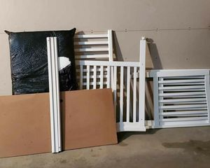 Crib with mattress for Sale in Menomonie, WI