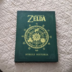 The Legend of Zelda: Hyrule Historia for Sale in Chino Hills, CA