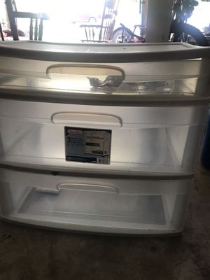 Plastic drawer for Sale in Nashville, TN