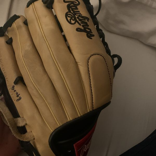 Rawlings baseball glove/mitt
