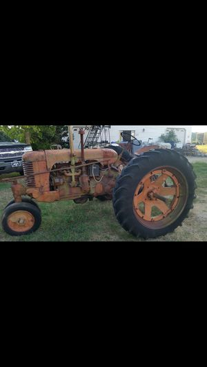 1947 Case tractor for Sale in Selma, NC