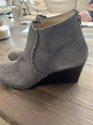 Wedge Swede boot for Sale in New Albany, OH