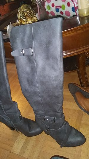 Knee high low heel for Sale in Flintstone, GA