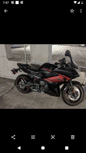 Yamaha FZ 2012 for Sale in McLean, VA