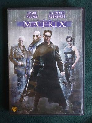 The Matrix DVD for Sale in Ewa Beach, HI