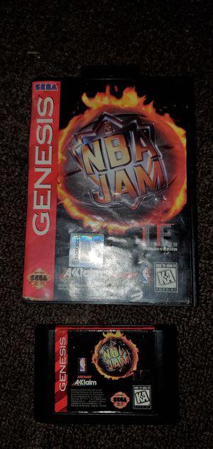 NBA JAM T.E. GENESIS for Sale in Bell Gardens, CA