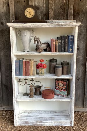 """""""Shabby Chic"""" Bookcase - Display Shelf for Sale in Hillsboro, OR"""