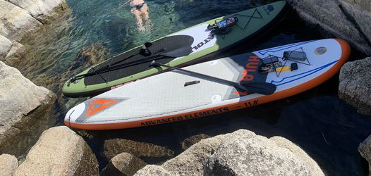 New inflatable paddle boards for Sale in Vista,  CA