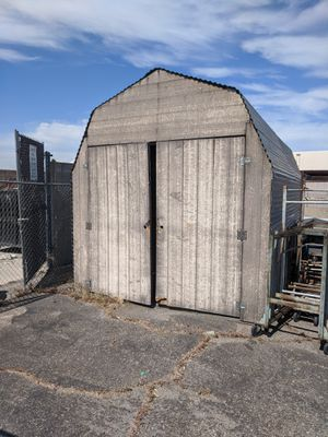 Corrugated metal and wood shed for Sale in Orange, CA