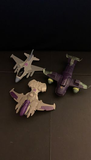 2008 Transformer and 2x 2012 Transformers Prime lot of 3 for Sale in Gilbert, AZ