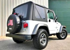 $12OO Only 2OO4 Jeep Wrangler Low Price for Sale in Fredericksburg, VA
