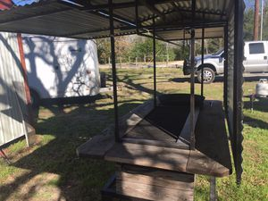 BBQ pit tailgater for Sale in Bryan, TX
