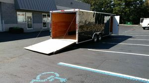 20 24 28 32 ENCLOSED VNOSE TRAILERS BRAND NEW FREE DELIVERY for Sale in Winter Park, FL