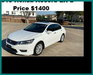 ֆ14OO_2013 Honda Accord for Sale in Stamford, CT