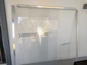 Sliding glass shower doors for sale for Sale in Phoenix, AZ