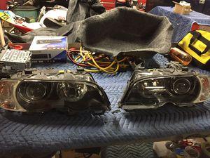 E46 M3 Headlights Xenon/HID for Sale in Severn, MD