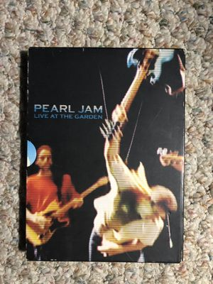 Pearl Jame - Live at Madison Square Garden for Sale in Acton, MA