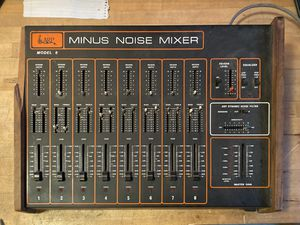RARE! Vintage ARP Analog Minus Noise Mixer - Circa 1976 - Synthesizer- Reverb - 70s for Sale in Marina del Rey, CA