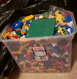 Large amount of lego blocks for Sale in Sully Station, VA