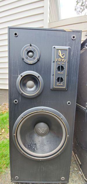 Old school Infinity Speakers for Sale in Lakewood, WA