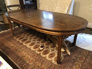 Antique dining table (One Kings Lane) for Sale in Washington, DC