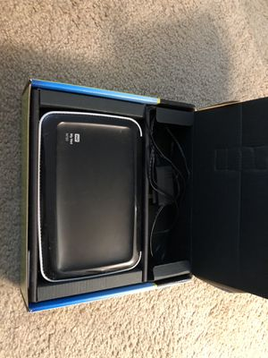 WD My Net N750 HD Dual Band Router Wireless N WiFi Router for Sale in UPPER ARLNGTN, OH