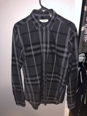 Burberry Shirt for Sale in Union City, CA