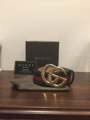 Gucci belt for Sale in Burke, VA