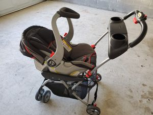 Baby trend infant car seat and stroller for Sale in Cumming, GA