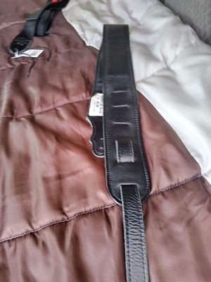 "Guitar Strap-Franklin ""Glove Leather"" Padded-2.5"" Brand New $30 Firm for Sale in San Diego, CA"