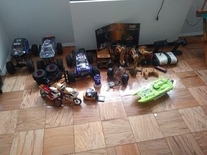 Redcat racing-huina- iOS spy droid - folk lift and miss geico boat for Sale for sale  Brooklyn, NY