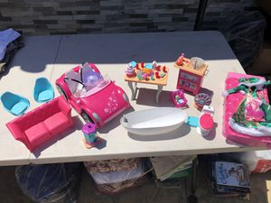 Barbie accessories for Sale in City of Industry, CA
