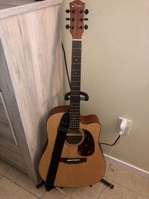 Donner Acoustic guitar, never played for Sale in San Diego, CA