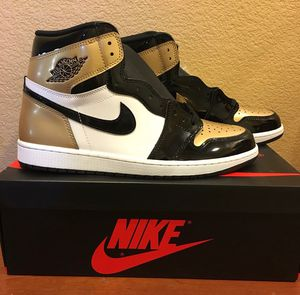 "Jordan Retro 1 ""Gold Toe"" DS! Size 11 for Sale in Duluth, GA"