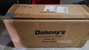 Dohneys above ground pool pump brand new never taken out of box for Sale in Millville, NJ