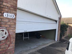 Garage door tonys for Sale in Houston, TX