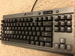 Corsair K65 mechanical keyboard for Sale in San Mateo, CA