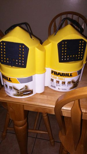 Frabill flow- troll for Sale in Cleveland, OH