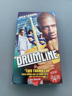 Drumline on VHS for Sale in Houston, TX