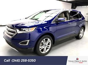 2015 Ford Edge for Sale in Stafford, TX