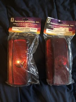 Taillights for travel trailer for Sale in Oakland Park,  FL