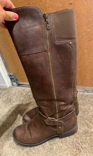 G by Guess Brown Riding Boots - Woman's Size 9 for Sale in Chula Vista, CA