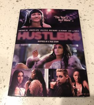 Hustlers DVD for Sale in Puyallup, WA