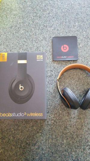 Beats studio 3 wireless headphones for Sale in Belleville, IL