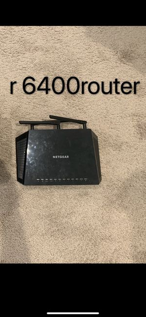 Netgear Router for Sale in Hacienda Heights, CA
