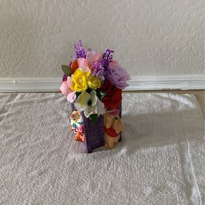 Winnie The Pooh Mailbox Floral Arrangement for Sale in Surprise, AZ