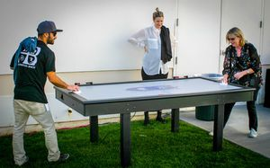 Olhausen OG College Series Air Hockey Table for Sale in Yorba Linda, CA