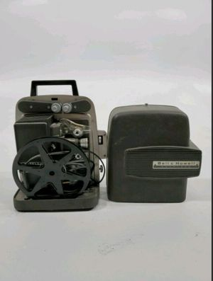 Bell & Howell Autoload Super 8 Projector for Sale in Pittsburgh, PA